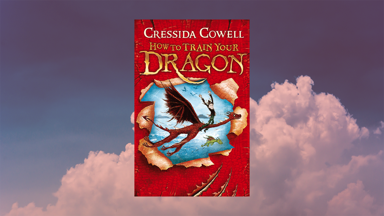 Cressida Cowell How to Train Your Dragon