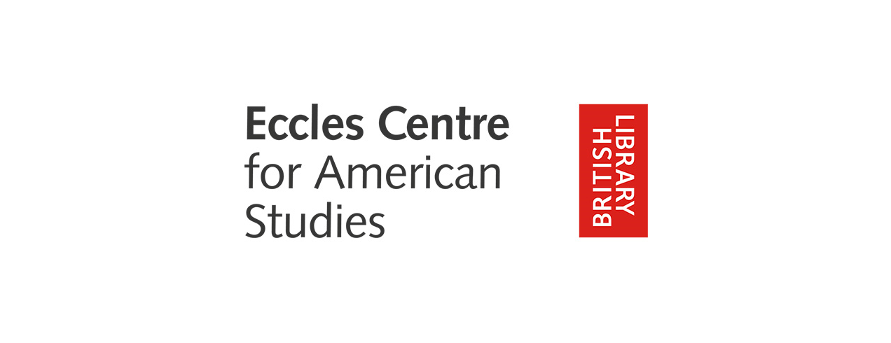 Eccles Centre for American Studies, British Library logo