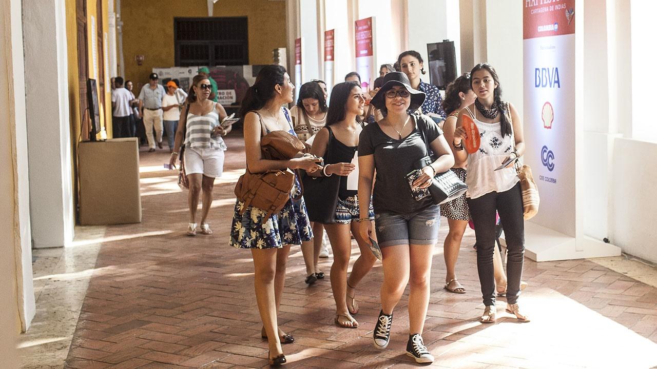 Calendario Febrero 2020 Colombia.Hay Festival Cartagena Colombia