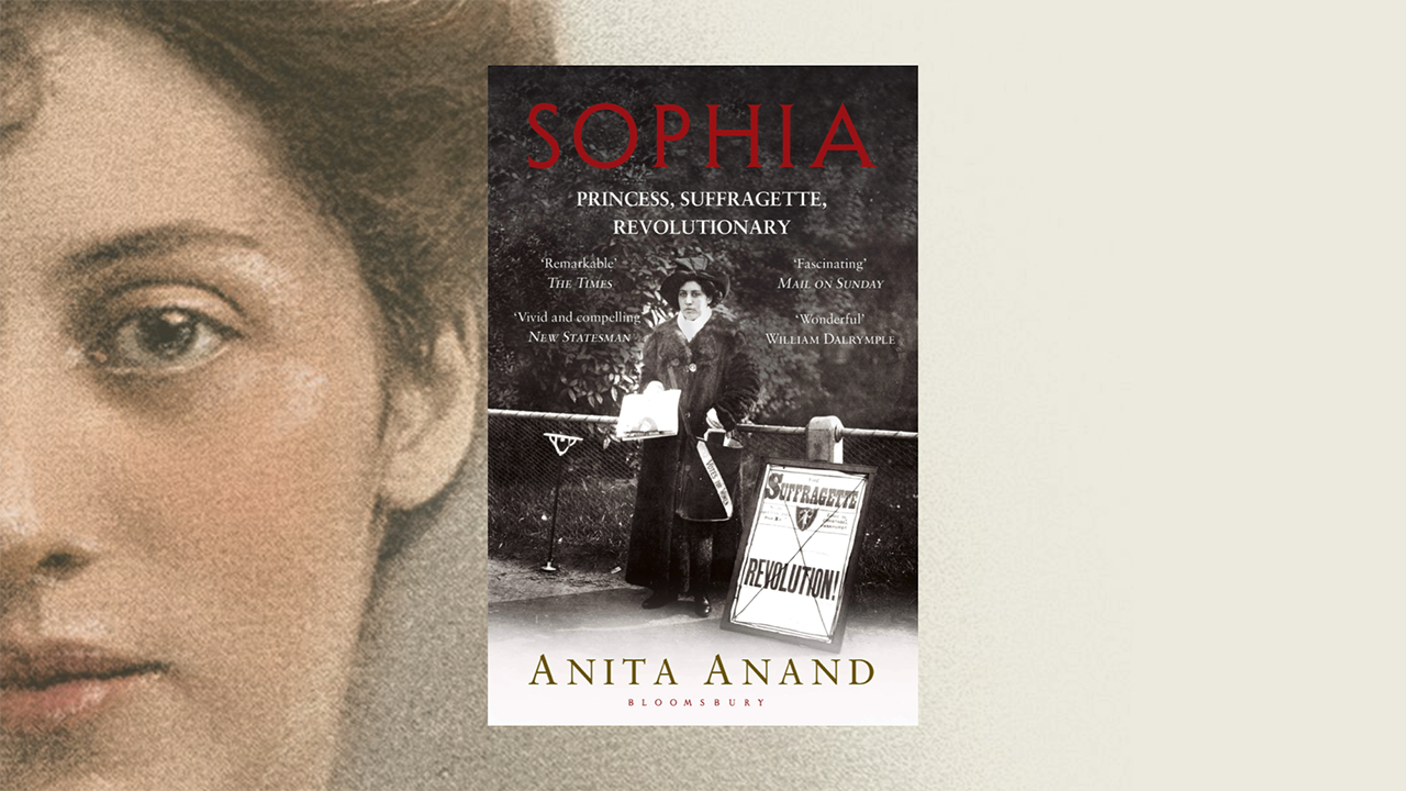 Book of the Month Anita Anand