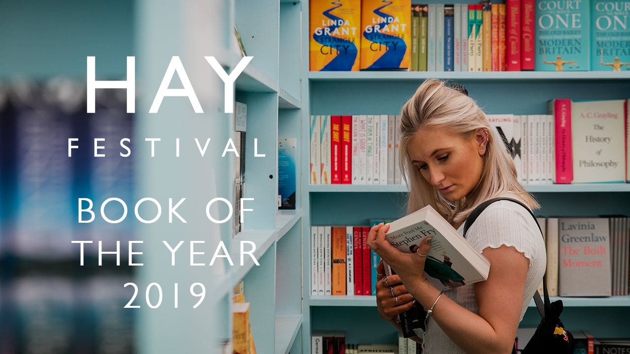 Hay Festival Book of the Year 2019