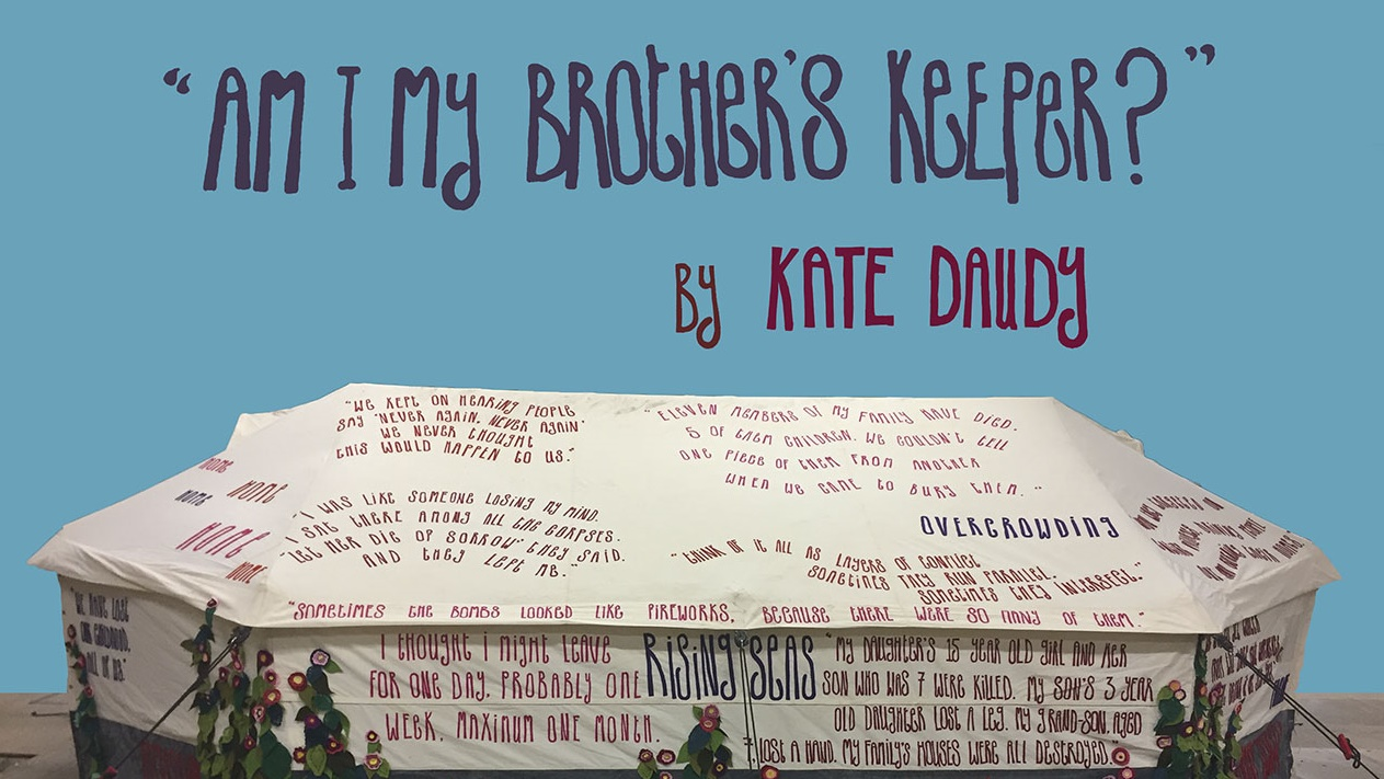 Kate Daudy Am I My Brother's Keeper?