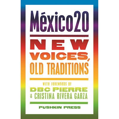 Mexico20 anthology book cover