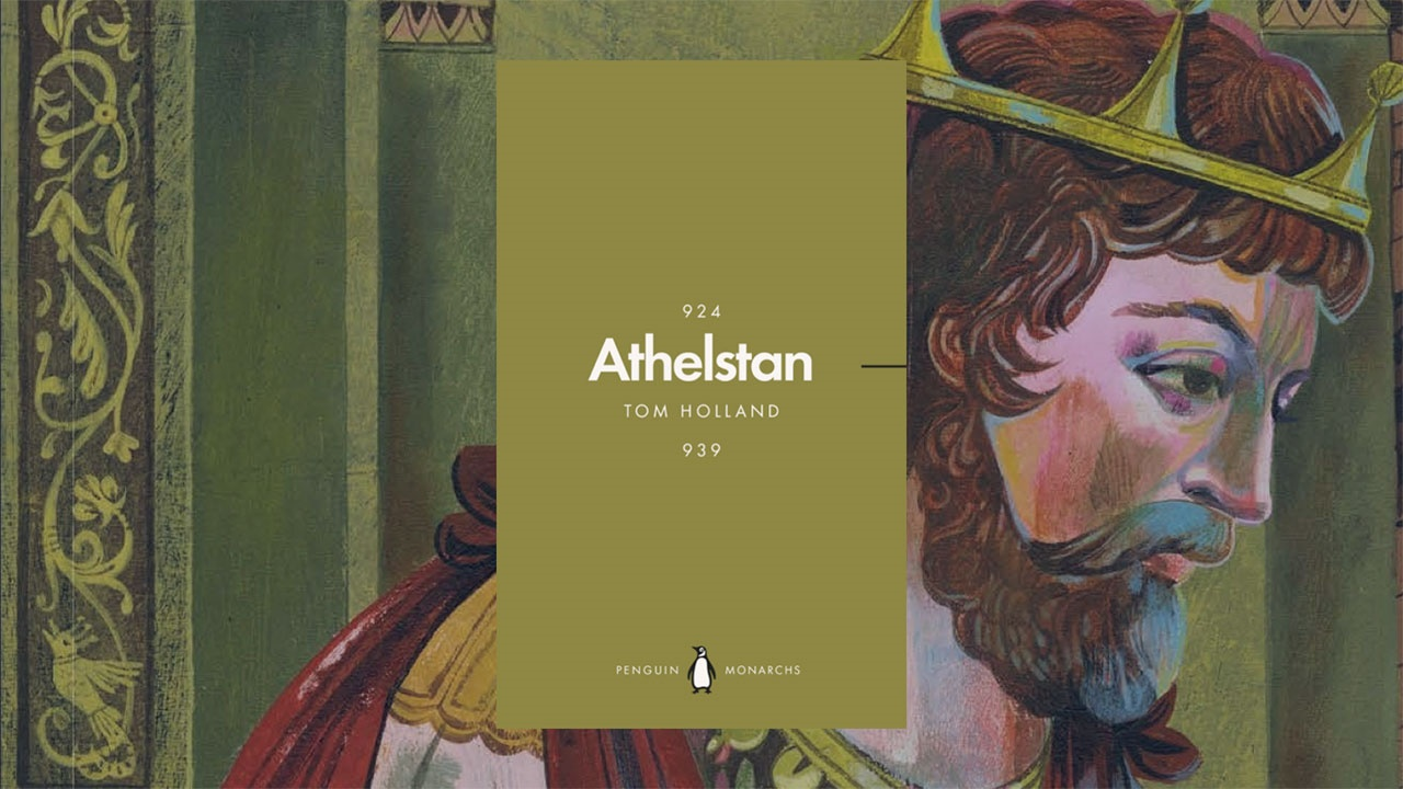 Athelstan by Tom Holland