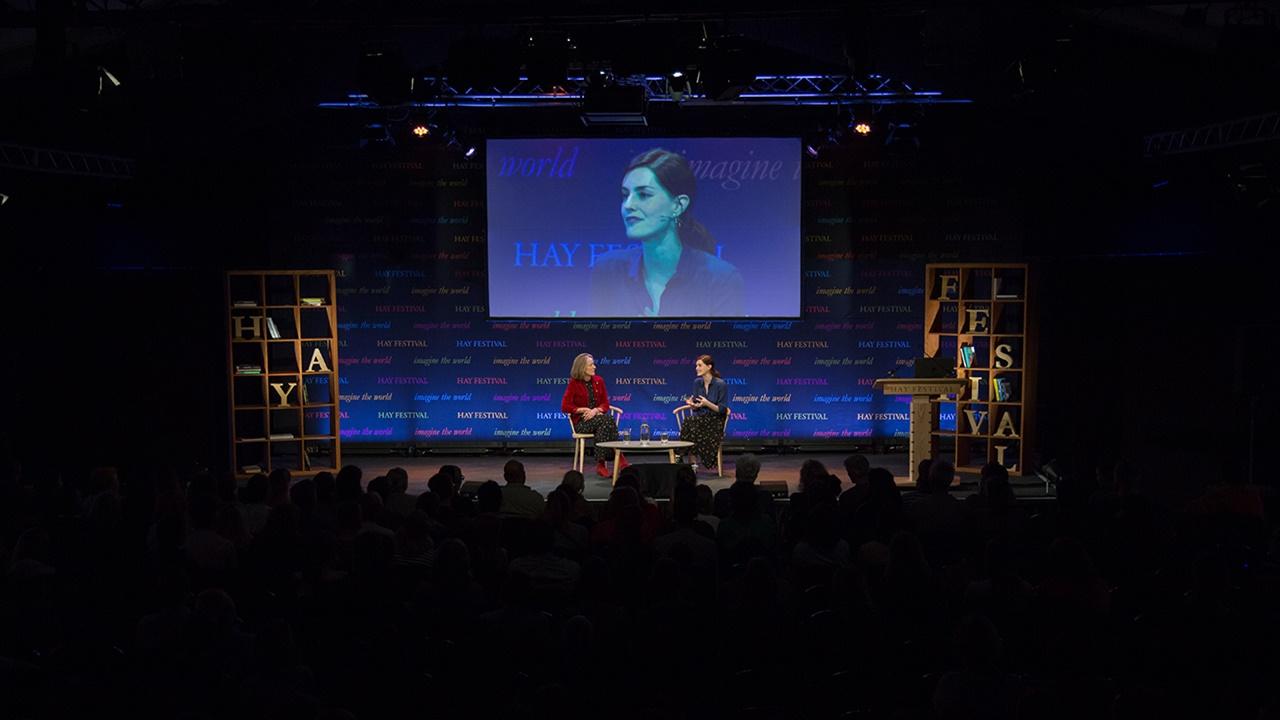 Event at Hay Festival