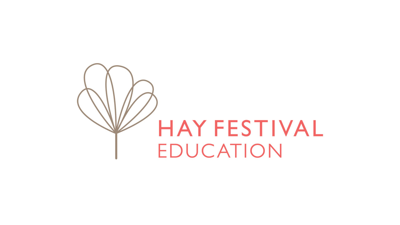 Sponsored by Hay Festival Education