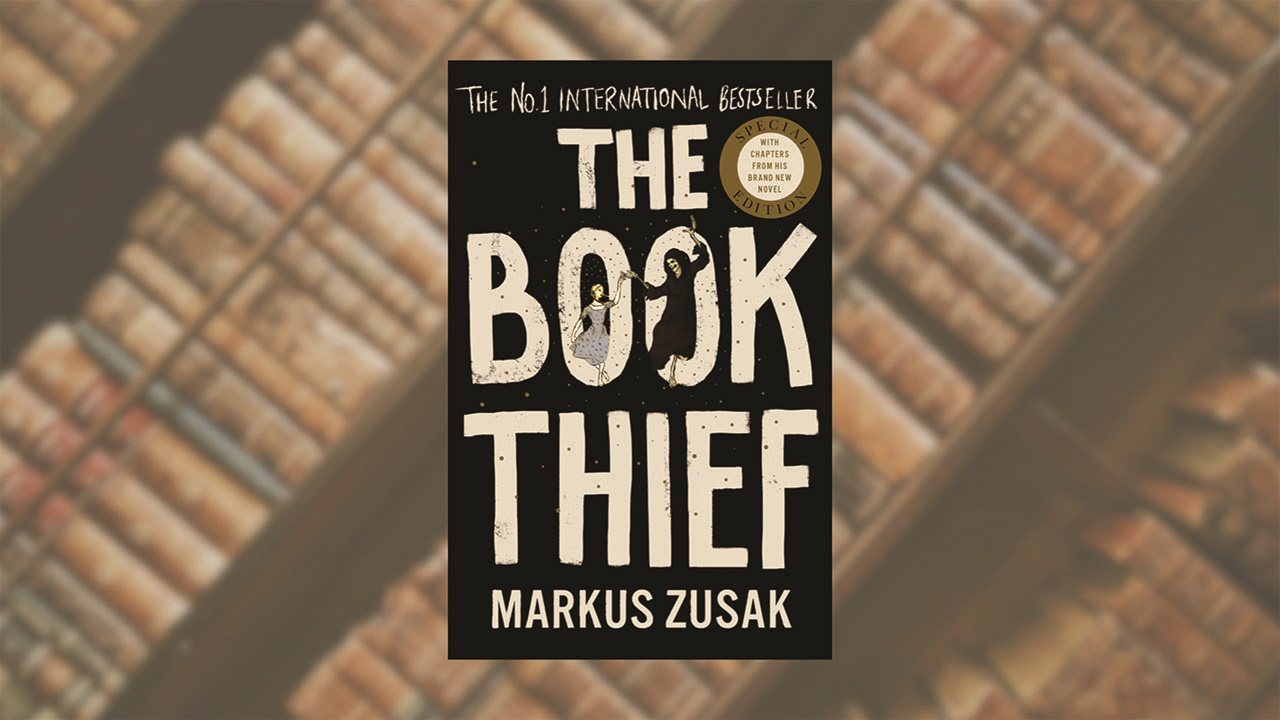 Book of the Month Markus Zusak