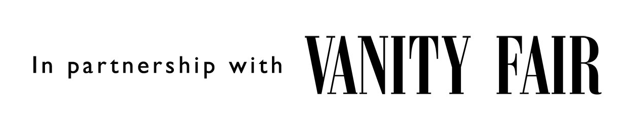 In partnership with Vanity Fair