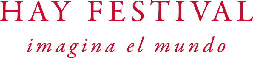 Hay Festival Spanish logo red