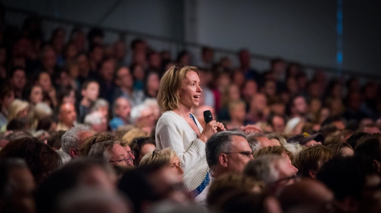 Hay Festival 2017 – Audience