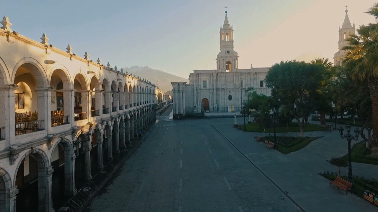 Arequipa city centre