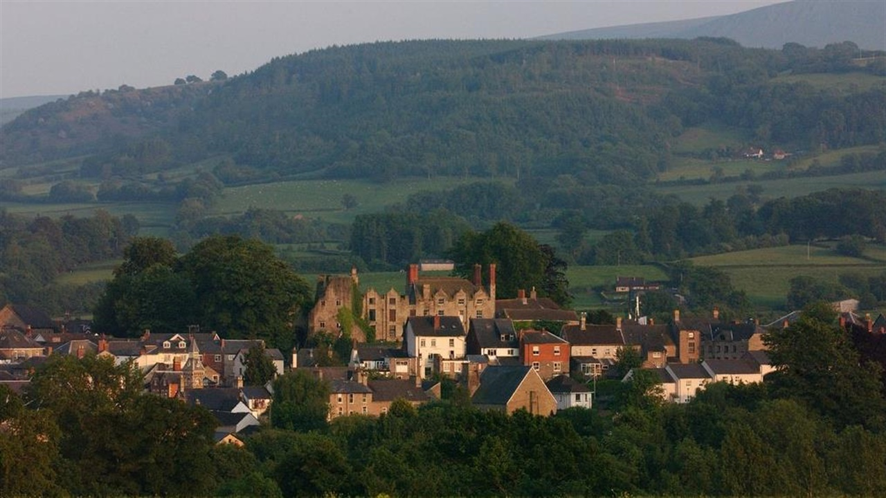 Hay-on-Wye town