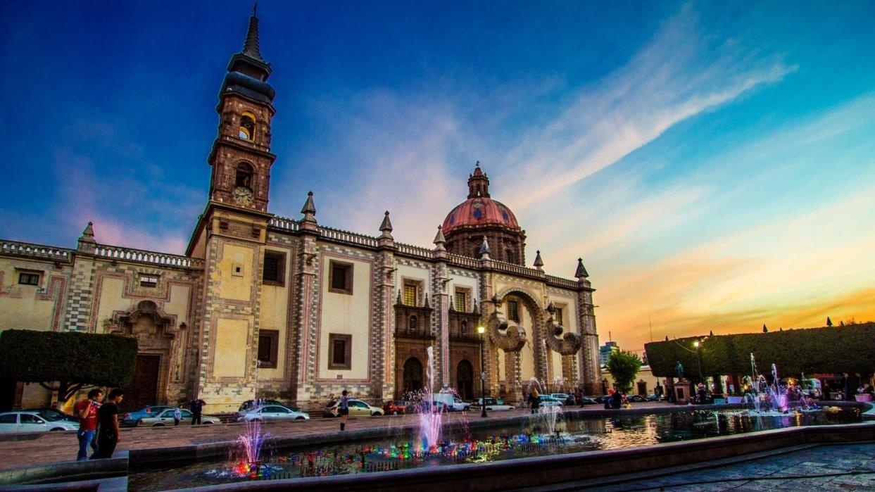 Atractivos turísticos – Hay Festival Querétaro