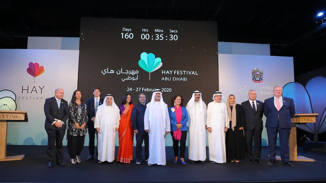 Hay Festival launches Abu Dhabi edition