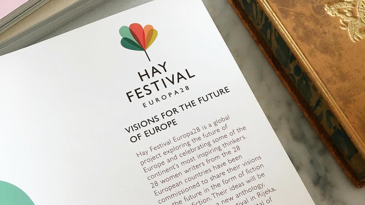 Global publishing plans unveiled for Hay Festival Europa28
