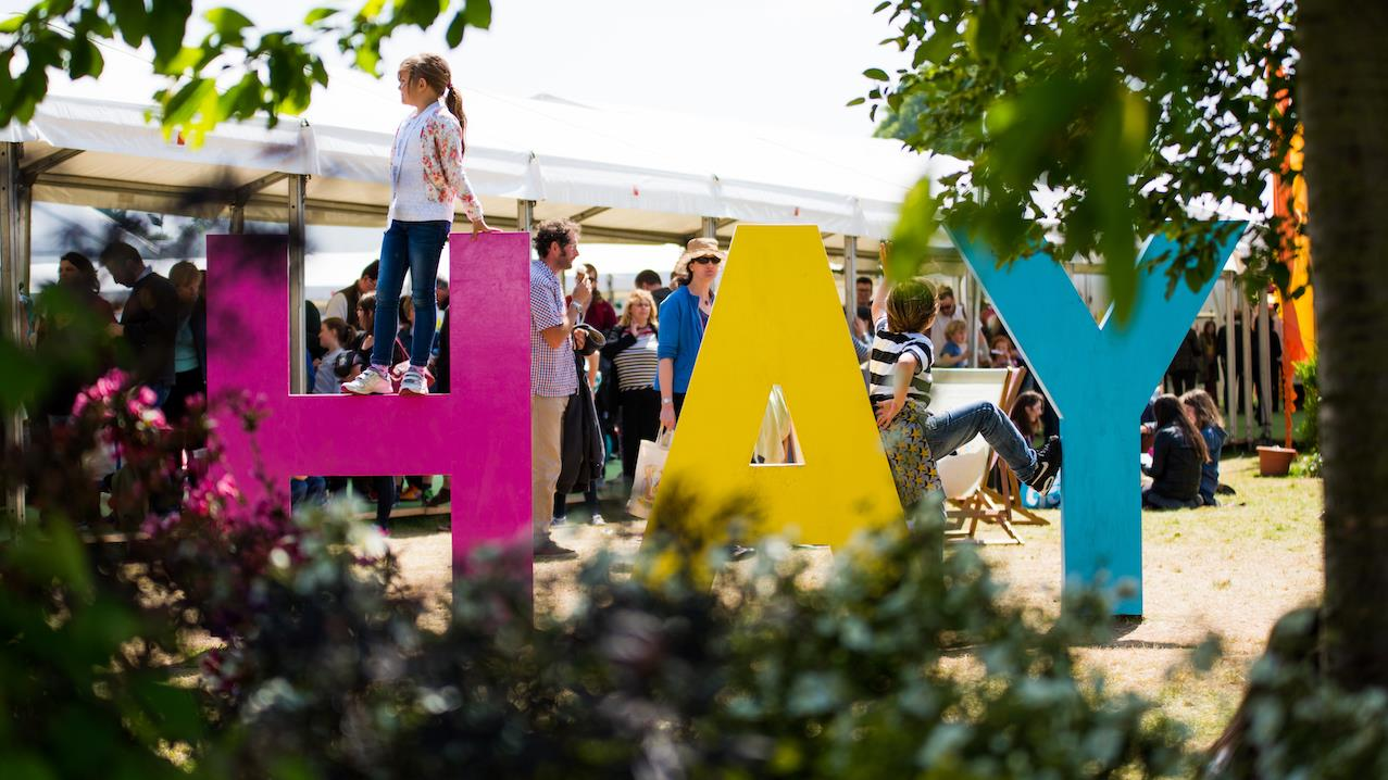 First Hay Festival Digital programme released