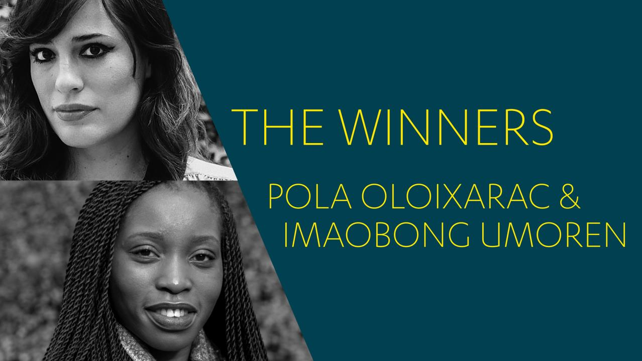 Pola Oloixarac and Imaobong Umoren named Writer's Award winners