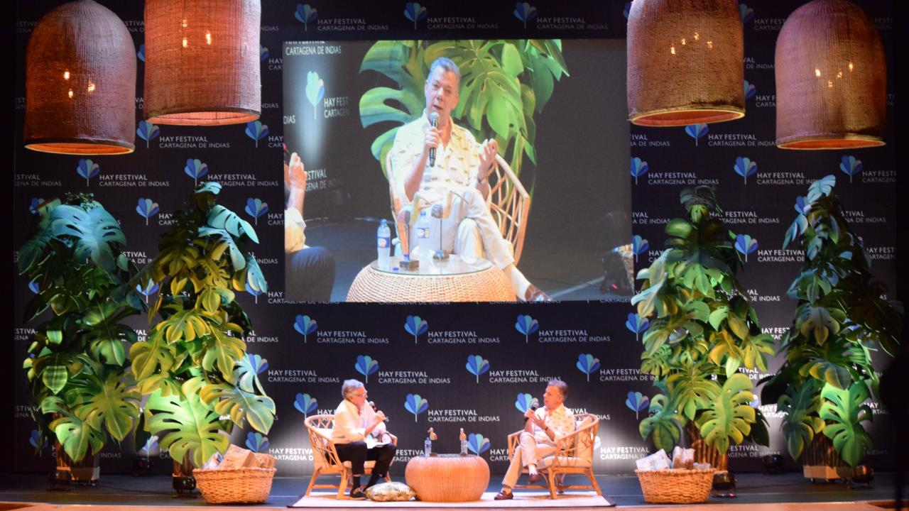 HYBRID HAY FESTIVAL CARTAGENA UNVEILED FOR 2021