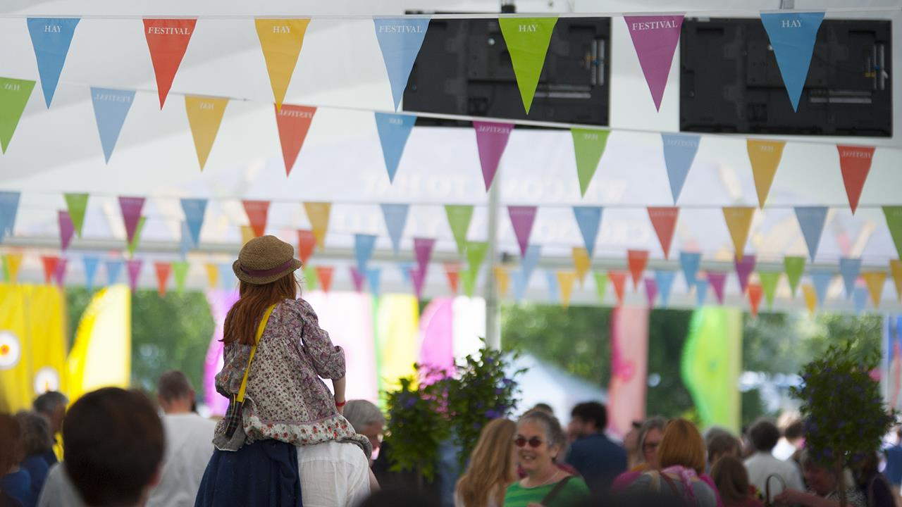 Hay Festival and the British Library announce free streaming day for Living Knowledge Network