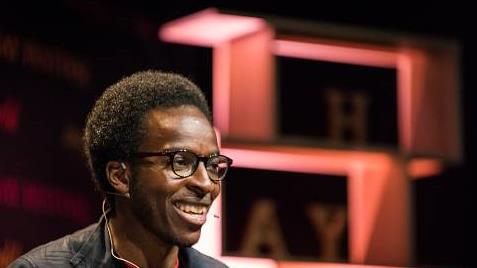 Dylan Thomas Prize winner, Kayo Chingonyi