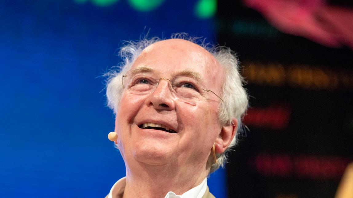 Philip Pullman explains why literature is a human necessity
