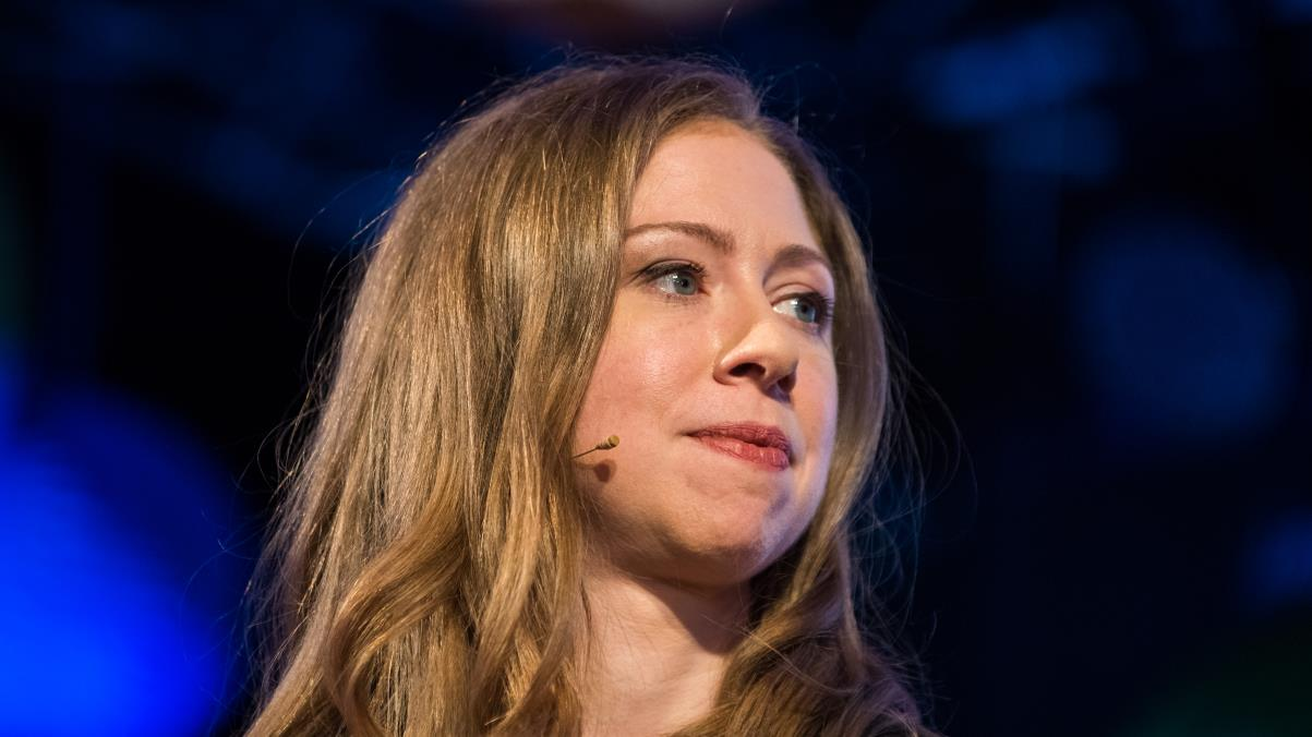 Dream Big, says Chelsea Clinton