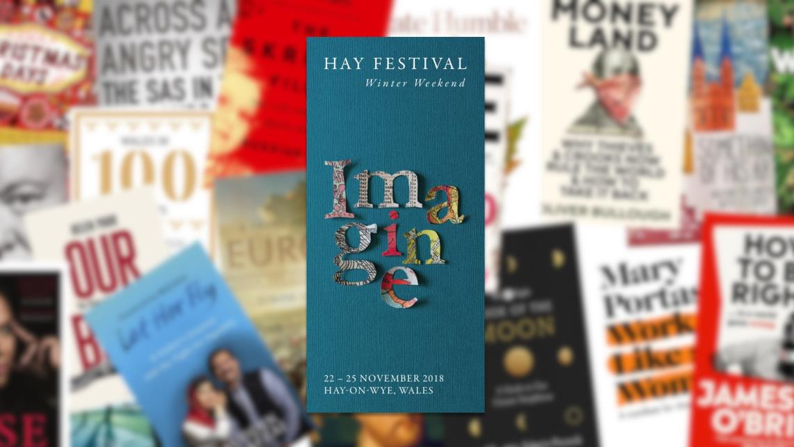 Hay Festival Winter Weekend programme out now