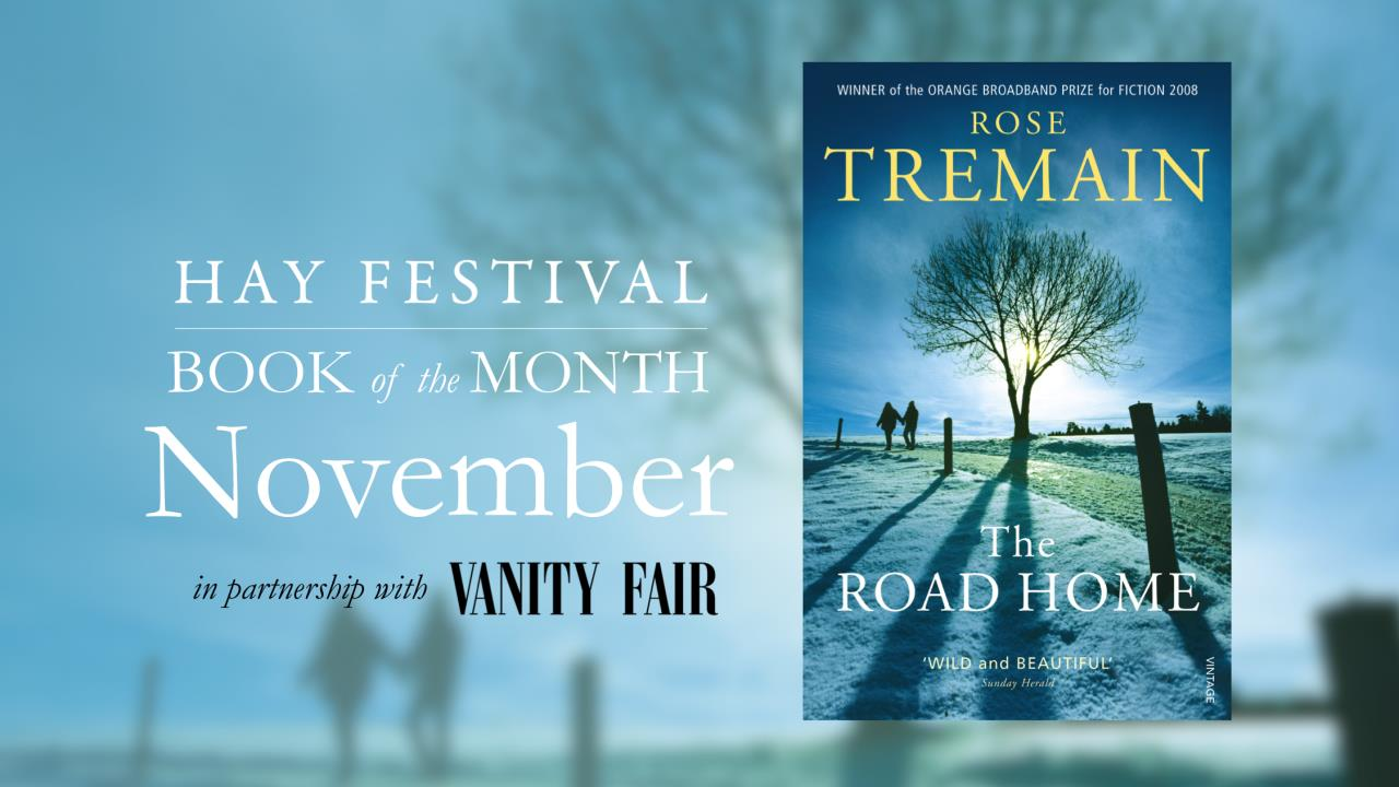 Our November Book of the Month is...