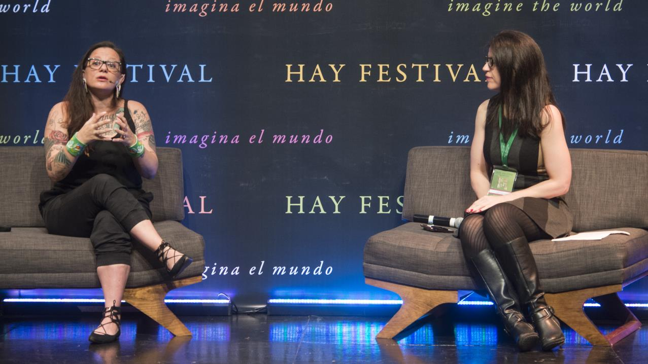 Hay Festival is a cradle of story