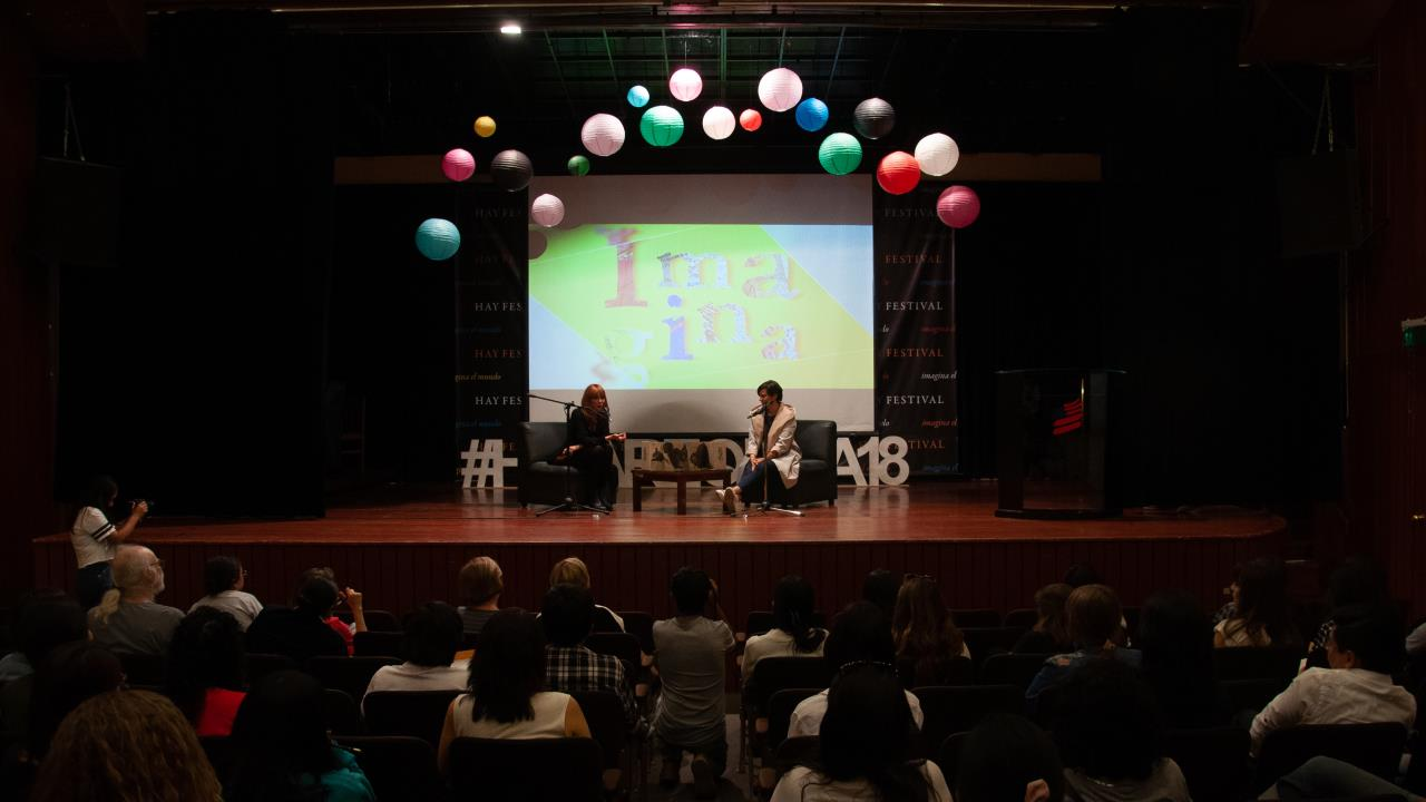 Record-breaking year for Hay Festival Arequipa