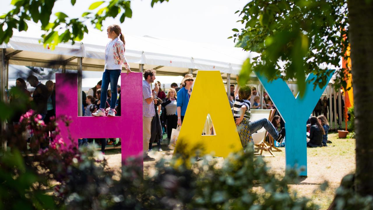 Hay Festival Wales 2019 earlybirds released