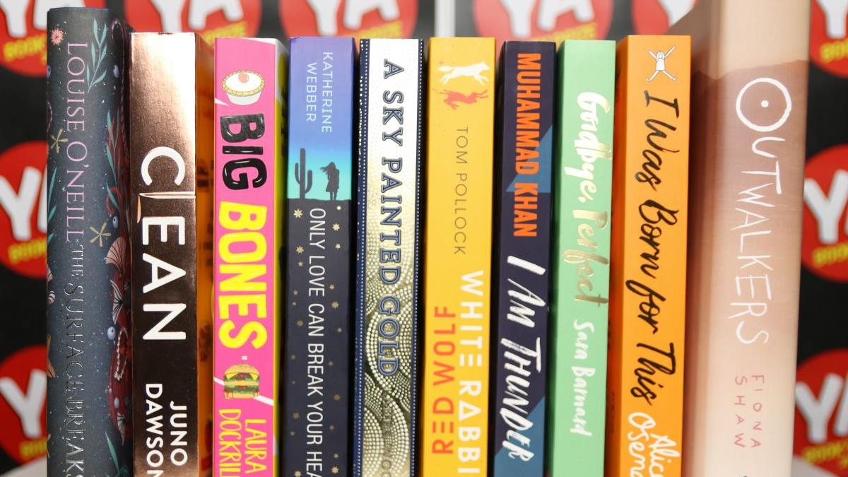 #YA10 shortlist revealed