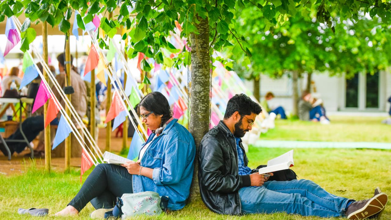 Hay Festival launches #BooksToInspire campaign