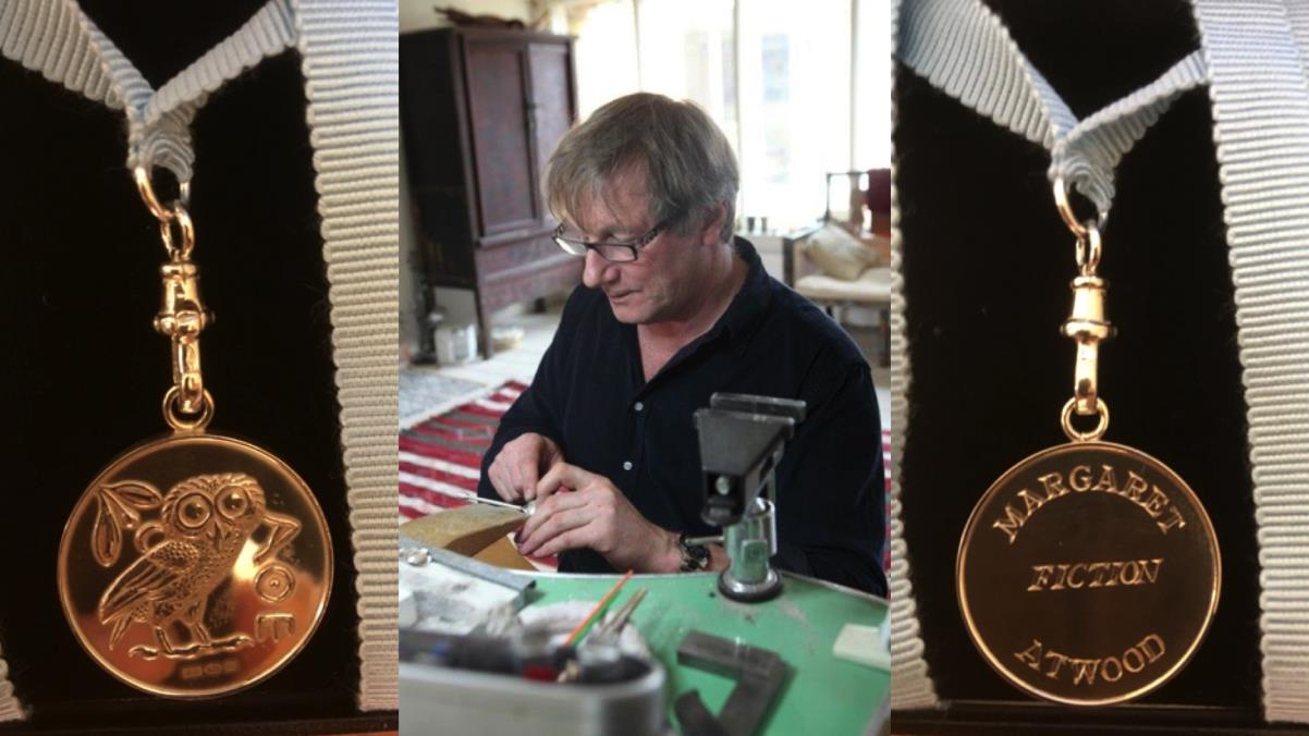 Meet the Haymakers - Christopher Hamilton, medal maker