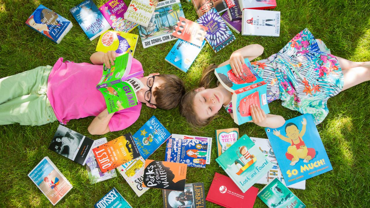 Hay Festival and Tes unveil #BooksToInspire