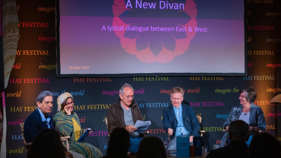 A New Divan: the writers fusing East and West