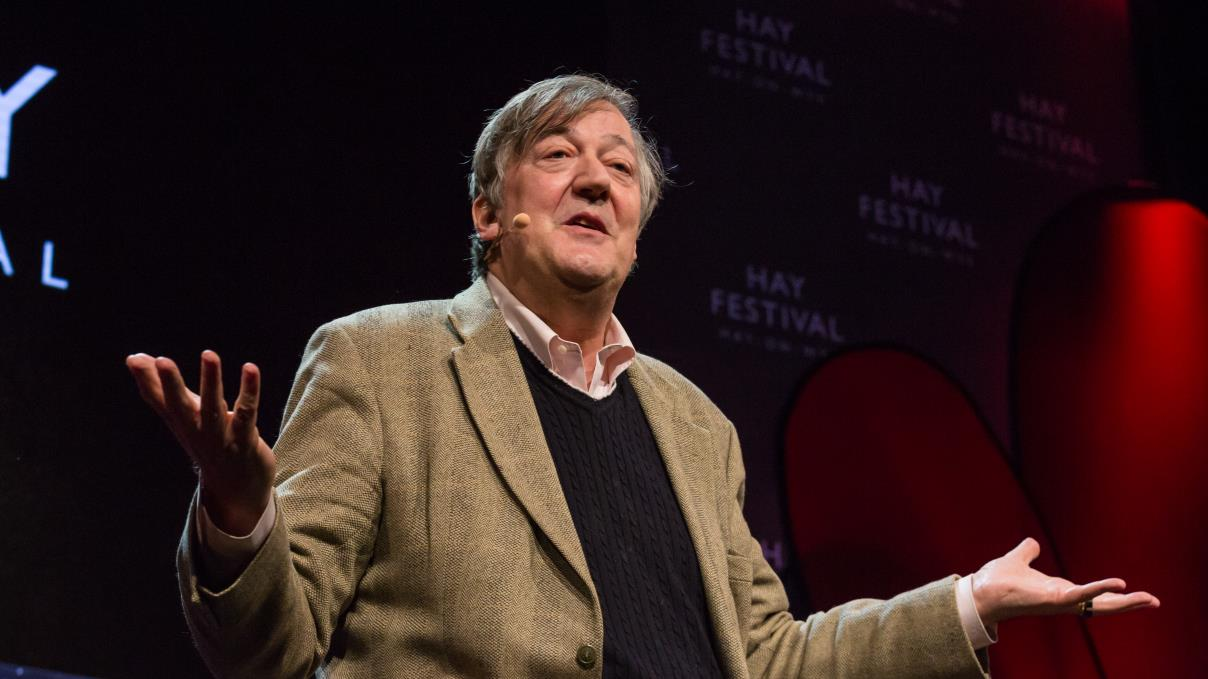 The magic and mystery of Ancient Greece with Stephen Fry