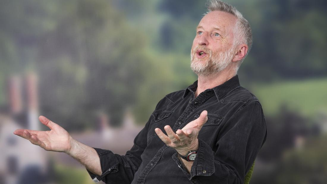 Billy Bragg takes the Great Leap Forward at Hay