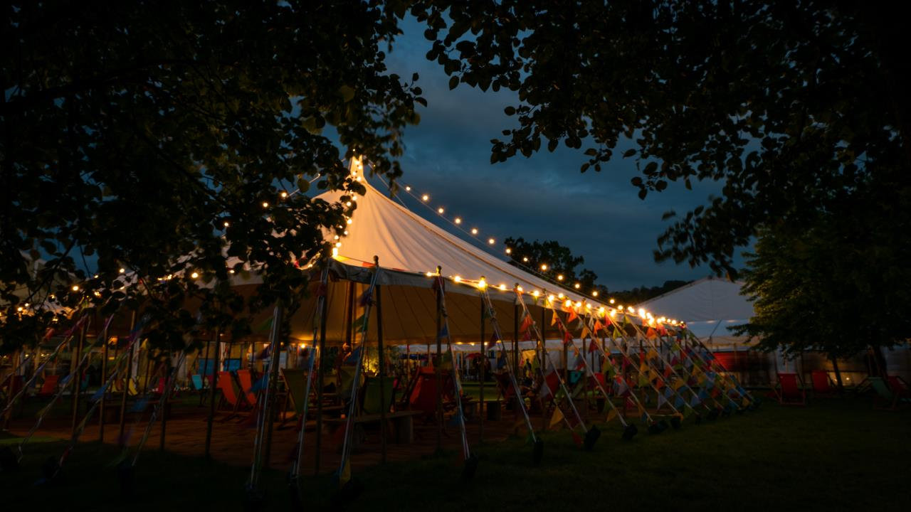 Hay Festival Wales closes after record year