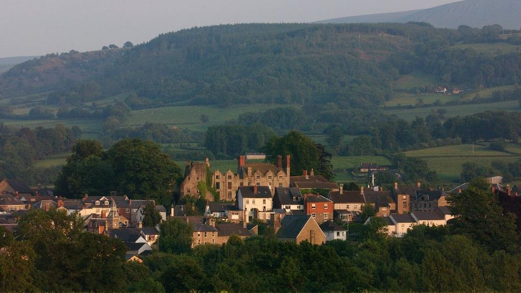 Hay-on-Wye Town and Castle