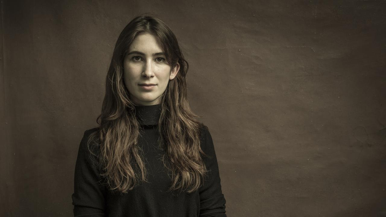 Katherine Rundell at the Hay Festival 2017