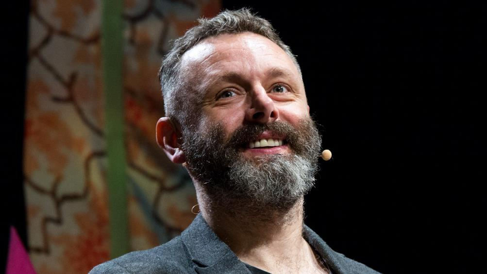 Michael Sheen at Hay Festival 2017