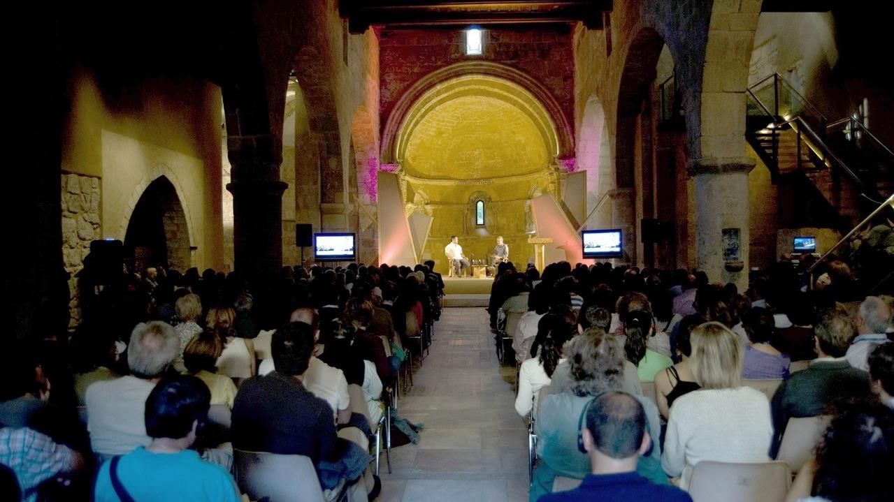 Event at Hay Festival Segovia