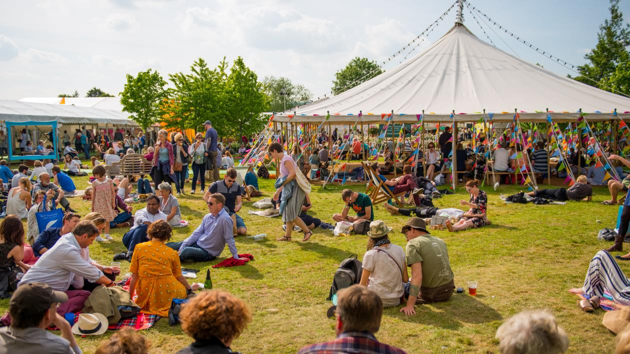 Hay Festival: Thursday...