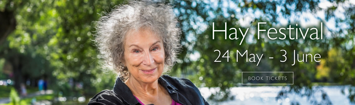 Margaret Atwood tickets