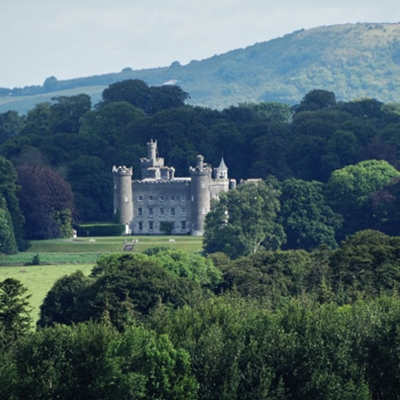 Vandra Costello and Thomas Pakenham