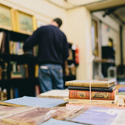 Antiquarian and Rare Book Auction