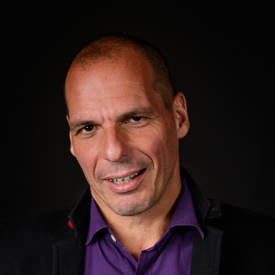 Yanis Varoufakis talks to Martha Kearney