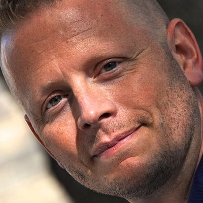 Patrick Ness talks to Daniel Hahn