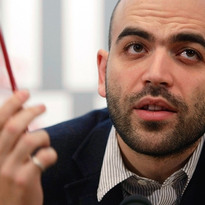 Roberto Saviano talks to Ed Vulliamy